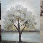 canvas art piece