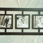 custom wedding photo frame
