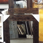 wood framed mirrors