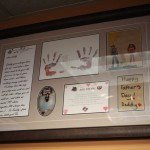 frames for childrens art