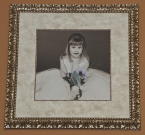 first communion photo frames