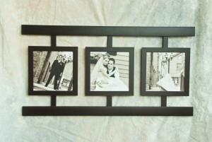 custom wedding photo frame